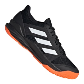 Adidas Stabil Bounce M EF0207 cipő fekete fekete