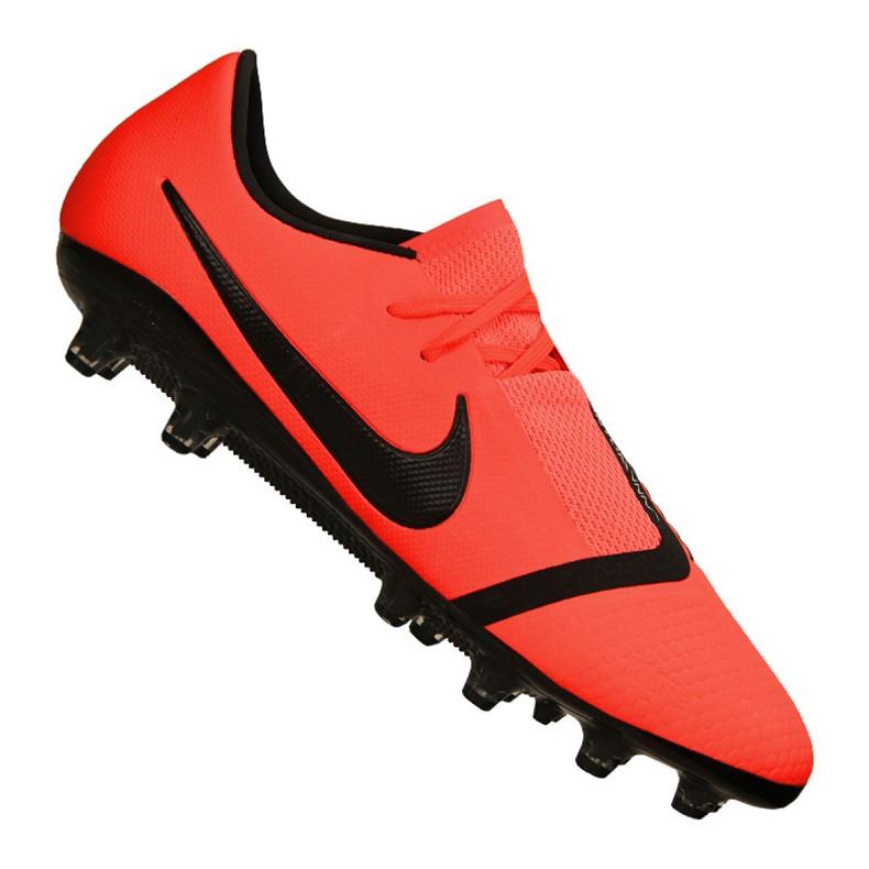 Nike Phantom Vnm Pro AG-Pro M AO0574-600 futballcipő narancs narancs