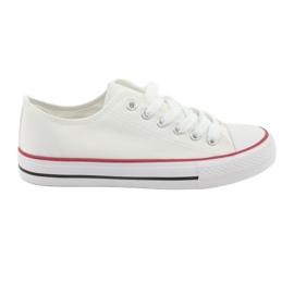 Fehér cipők Atletico CNSD-1 fehér