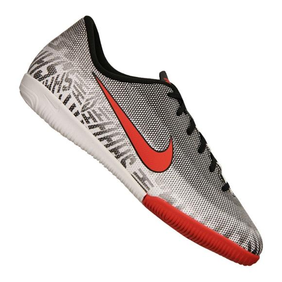 Beltéri cipő Nike Jr Vapor 12 Academy Gs Njr Ic Jr AO9474-170 szürke szürke / ezüst