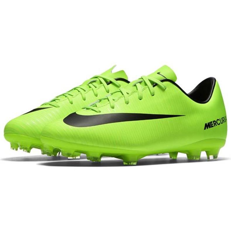 Nike Mercurial Victory Vi Fg Jr 831945 303 zöld