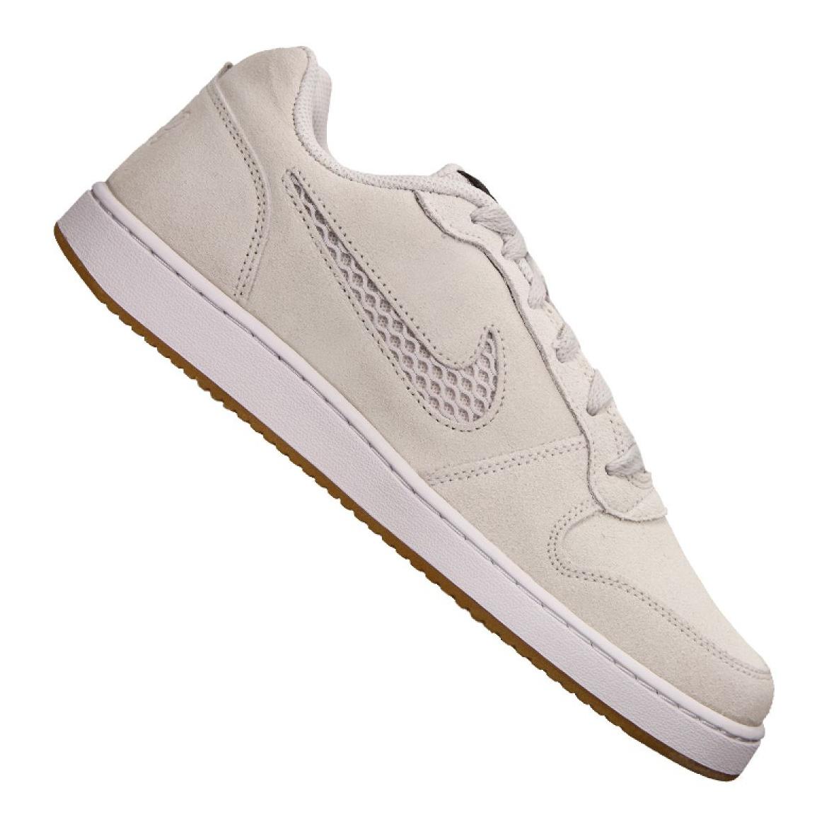 Nike Ebernon Low Prem M AQ1774 002 cipő barna