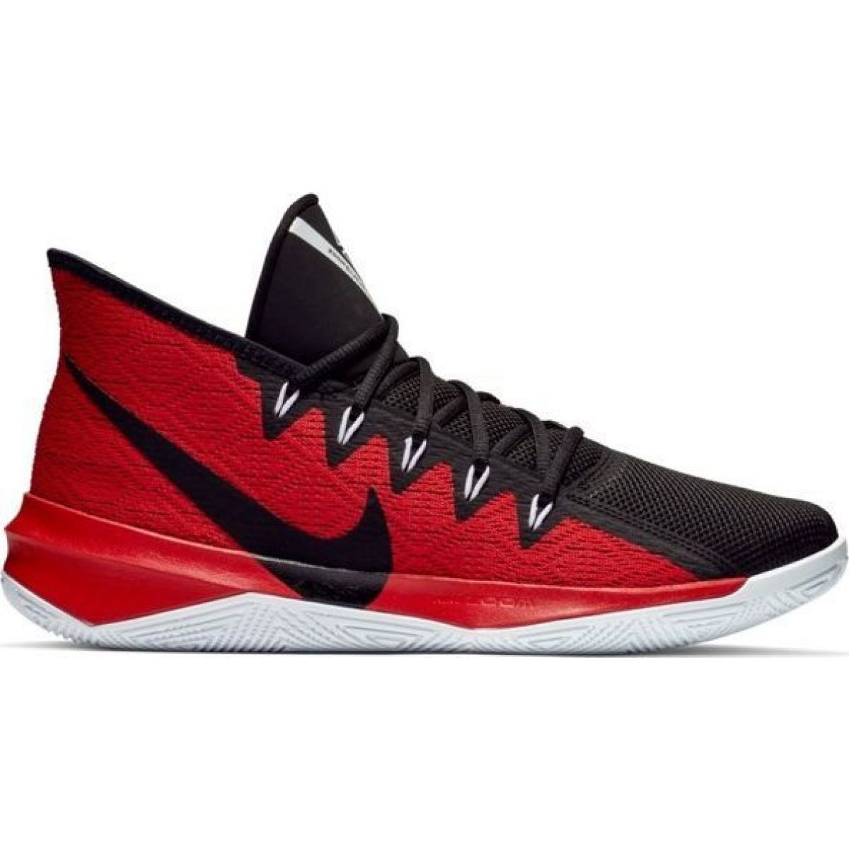 Nike Zoom Evidence Iii M AJ5904 001 fekete és piros cipő fekete, piros