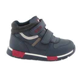 Big Star 374065 sötétkék sportcipő