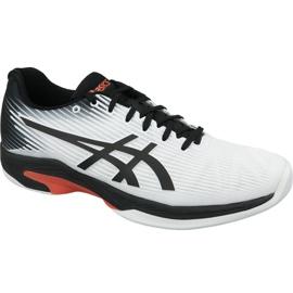Asics Solution Speed Ff Indoor M 1041A110-102 teniszcipő fehér