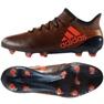 Adidas X 17.1 Fg M S82288 cipő fekete és piros fekete, piros