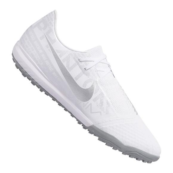 Nike Phantom Vnm Academy Tf M AO0571 100 futballcipő fehér fehér