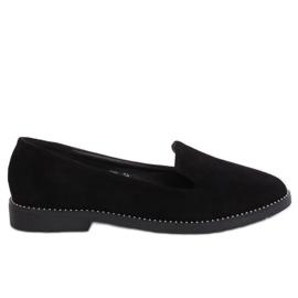 Fekete cipők N90 Fekete