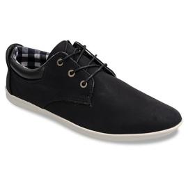 Stílusos cipő B01 fekete