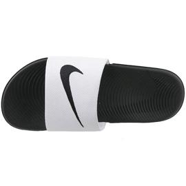 Nike Kawa Slide Gs / Ps 819352-100 papucs fehér