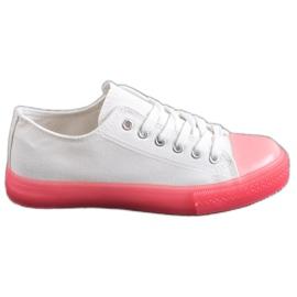Marquiz tornacipő fehér
