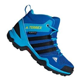 Adidas Terrex AX2R Mid Cp Jr BC0673 cipő