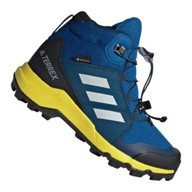 Adidas Terrex Mid Gtx Jr BC0596 cipő