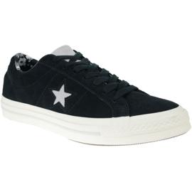 Converse One Star M C160584C cipő fekete