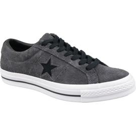 Converse One Star cipő M 163247C szürke