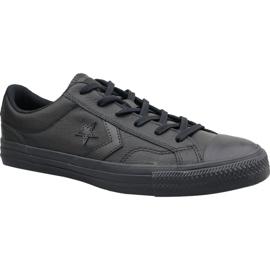 Fekete Converse Star Player Ox M 159779C cipő