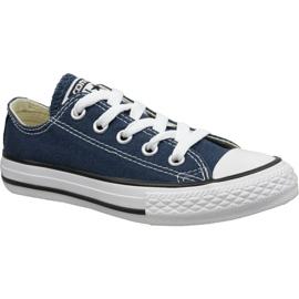 Haditengerészet Converse C. Taylor All Star Youth Ox Jr 3J237C cipő