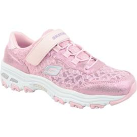 Skechers D'Lites Jr 664086L-LTPK rózsaszín cipő