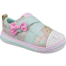 Skechers Twinkle Play Jr 20138N-GDMT cipő
