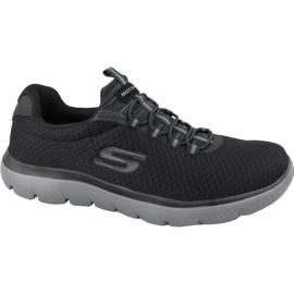 Skechers Summits M 52811-BKCC cipő fekete