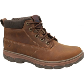 Skechers Resment M 64837-CDB cipő barna