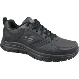 Fekete Skechers Flex Advantage M 51461-BBK cipő