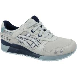Asics Gel-Lyte Iii M 1191A201-020 cipő szürke