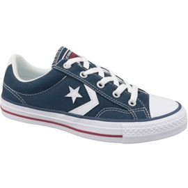 Converse Star Player Ox U 144150C cipő haditengerészet