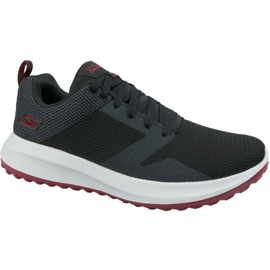 Skechers On The Go M 55330-BKW cipő fekete