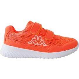Narancs Kappa Cracker Ii Jr 260647K 2910 cipő