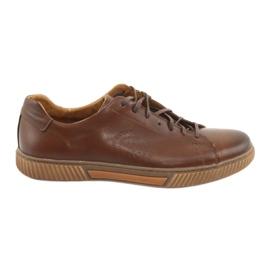 Riko 893 barna sportcipő