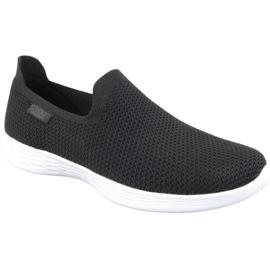 Fekete Skechers Ön meghatározza a W 14956-BKW cipőt