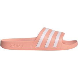 Adidas Adilette Aqua W EE7345 papucs rózsaszín