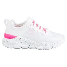Kylie fehér Klasszikus sportcipő