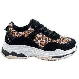 Kylie Leopard Print cipők