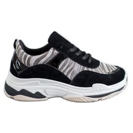 Kylie Zebra Print cipők