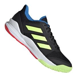Adidas Stabil Bounce M BD7412 cipő fekete fekete