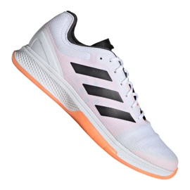 Adidas Counterblast Bounce M F33829 cipő fehér fehér