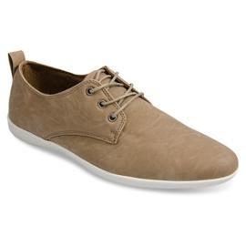 Stílusos cipő -82 khaki