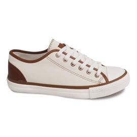 Fekete XNO1 cipők fehér
