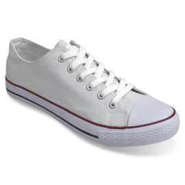 Gemre fekete Cipők DTS46-2 fehér