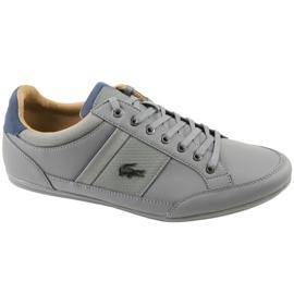Szürke Lacoste Chaymon 118 1 M CAM0011G1N81 cipő