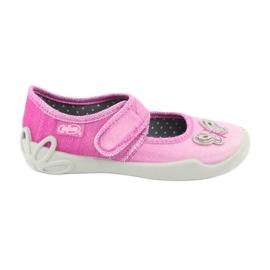 Befado gyermekcipő 123X038 rózsaszín