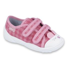Befado gyermekcipő 907P109 rózsaszín