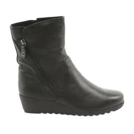 Caprice Ék cipő fekete