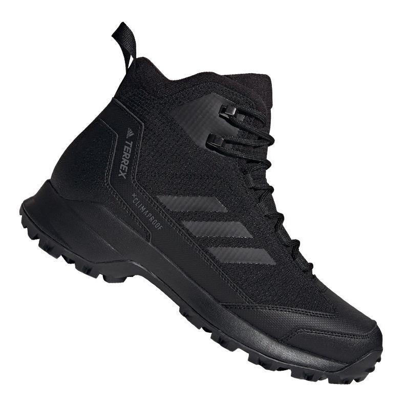 Adidas Terrex Heron Mid Cw Cp M AC7841 téli cipő fekete