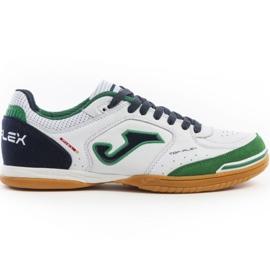 Beltéri cipő Joma Top Flex 932 Sala In M zöld sötétkék