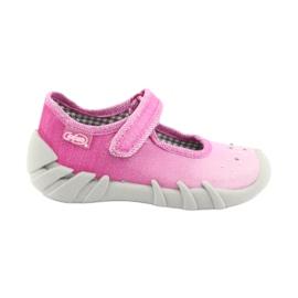 Befado gyermekcipő 109P195 rózsaszín