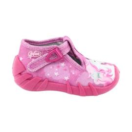 Befado gyermekcipő 110P364 rózsaszín