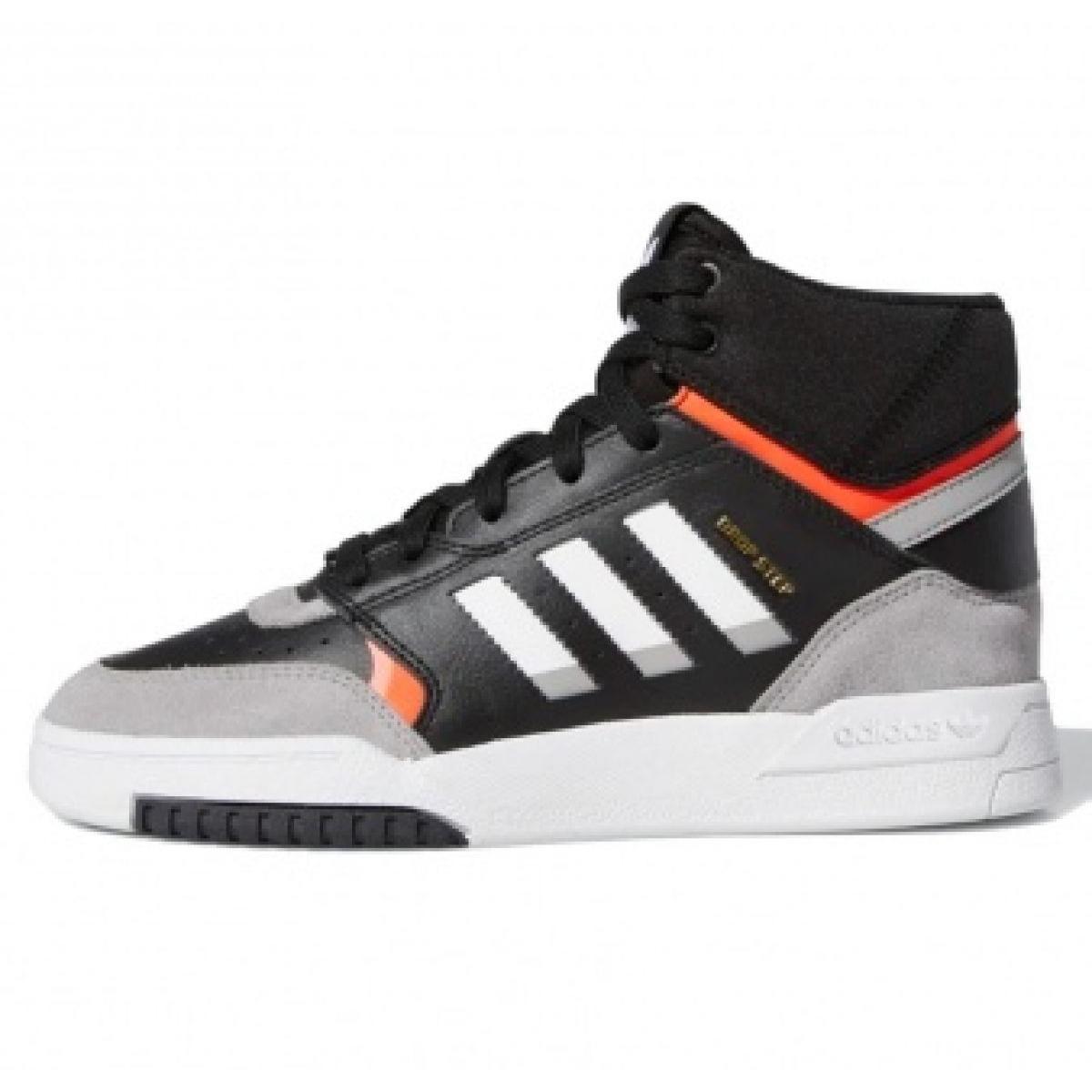 Az Adidas Originals Drop Step Jr EE8756 cipő fekete
